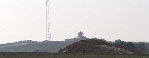 قوات الاحتلال تطلق النار تجاه الأراضي الزراعية شرق خانيونس ودير البلح