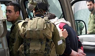 قوات الاحتلال تعتقل 8 مواطنين من بينهم قيادي في الجهاد الاسلامي بالضفة