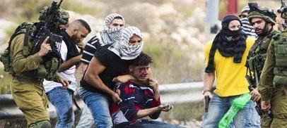 إصابة شاب عقب تعرضه للطعن على يد مستوطنين داخل أراضي 48