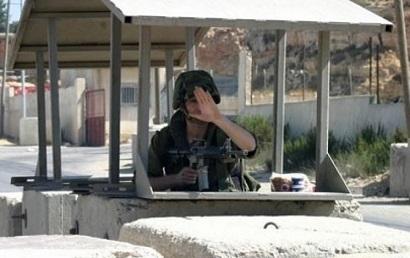 اقتحام جنين واقامة نقاط عسكرية فوق المنازل