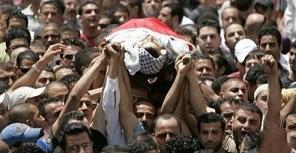 شهيد ثالث متأثرا بإصابته برصاص الاحتلال في مسيرة العودة