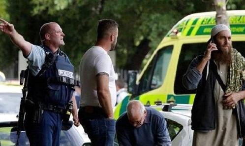 استشهاد وإصابة عدد من الفلسطينيين في نيوزيلندا وعدد الضحايا أكثر من 50