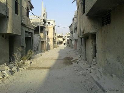 نقص حاد بالخدمات الطبية وانقطاع الماء والكهرباء هذا حال مخيم درعا