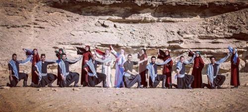 فلسطين تشارك في المهرجان الدولي للفنون في القاهرة