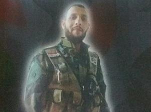 استشهاد لاجئ فلسطيني  إثر العمليات العسكرية في مخيم اليرموك
