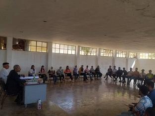 دمشق : دورة تثقيف وتأهيل مركزية لمنظمة الطلبة الجامعيين