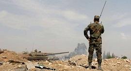 """تنظيم """"داعش"""" الإرهابي يعلن استسلامه جنوب دمشق"""