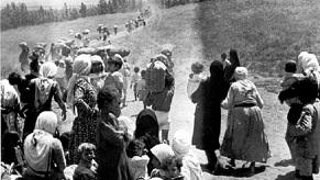 قرى قضاء جنين المدمرة