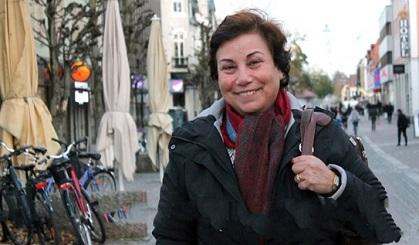 كاتبة فلسطينية سويدية تُناقش روايتيها في حيفا