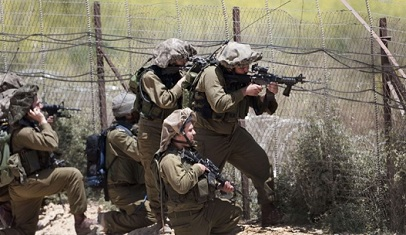 إصابة شاب برصاص قوات الاحتلال في مخيم الدهيشة