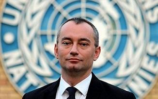 ملادينوف: وقف تمويل الأونروا لا يساهم في التسوية