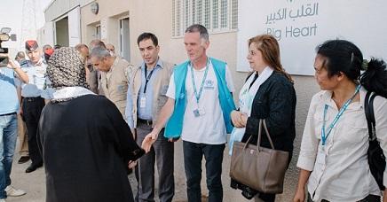 إندونيسا تدعم مشروعا ً صحياً للاجئين الفلسطينيين في الأردن