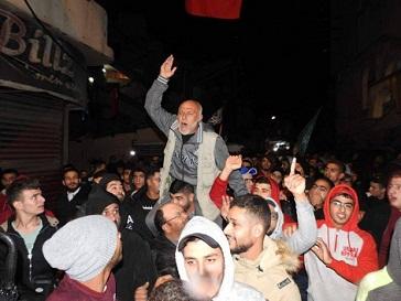 مسيرات حاشدة في مخيمات لبنان تنديداً بقرار ترامب