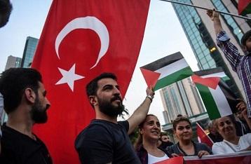 فلسطينيو سوريا في تركيا يتخوّفون من خطر الترحيل
