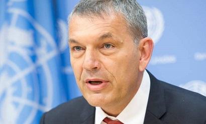 كلمة السيد فيليب لازريني المفوض العام في الجلسة الافتتاحية لأعمال الدورة العادية (154) لمجلس جامعة الدول العربية على المستوى الوزاري09 أيلول 2020