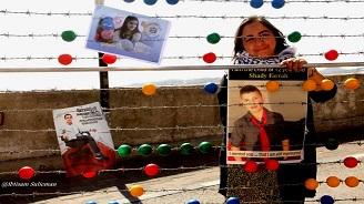 منظمة دنماركية تختار والدة طفل فلسطيني أسير سفيرةً لها
