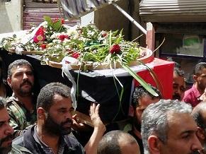 قضاء أحد عناصر لواء القدس في بادية حمص
