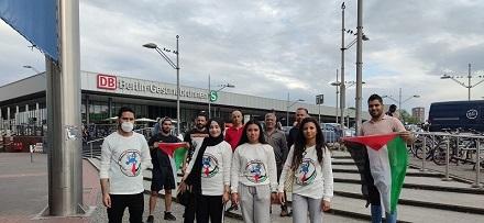 هولندا: مظاهرات منددة بجدار الضم والتوسع العنصري في الأراضي الفلسطينية
