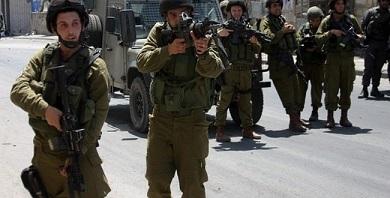 اصابة العشرات من الطلبة خلال مواجهات مع الاحتلال في بورين جنوب نابلس