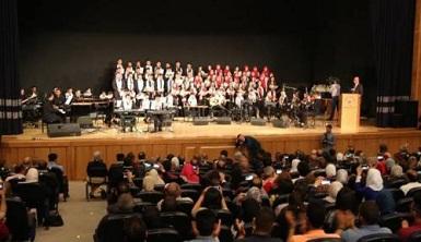 فلسطين تُطلق أول أوركسترا مدرسيّة وطنية تصدح بأغاني الثورة