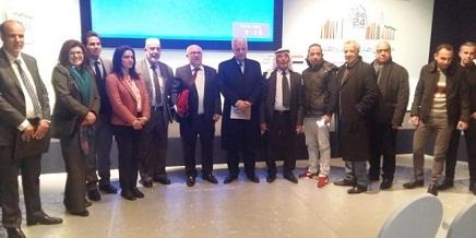 ضمن فعاليات المعرض الدولي للكتاب والنشر في الدار البيضاء ندوة حول هوية القدس ومركزها الديني والحضاري