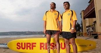 فلسطينيان يتنافسان على الميدالية البرونزية في ركوب الأمواج بأستراليا