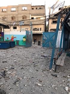 ثلاثة شهداء فلسطينيين في غزة ورابع في دمشق