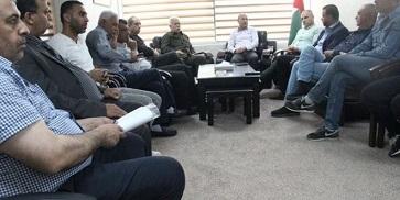 د. ابو هولي ومفوض عام الاونروا يتفقان على تكثيف التحرك لحشد الدعم السياسي والمالي للأونروا لتجديد تفويضها وديمومة خدماتها