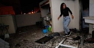 إعلام عبري: إصابة إسرائيلية بحالة هلع في اطلاق الصواريخ من غزة