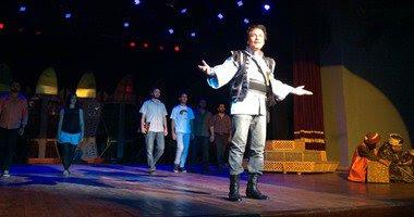 بمناسبة اليوم العالمي للمسرح: الثقافة تقول ان المسرح الفلسطيني على نقل رسالة شعبنا للعالم