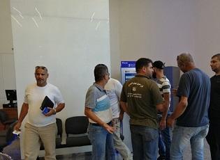 حوالي مليار دولار في البنوك اللبنانية نحو السحب من قبل أصحابها الفلسطينيين