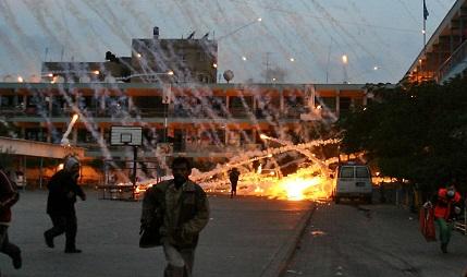 هكذا قتل باراك 300 فلسطيني في 3 دقائق