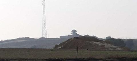 خانيونس: جنود الاحتلال يستهدفون المزارعين شرق منطقتي
