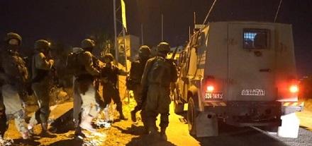 محدث.. قوات الاحتلال تشن حملة اعتقالات في القدس والضفة