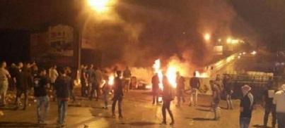 إصابة شابيْن خلال مواجهات مع جيش الاحتلال في بيت أُمّر شمال الخليل
