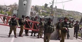 اعتقالات وإغلاقات بالضفة المحتلة تطال مُخيّمي الفوّار وعسكر القديم