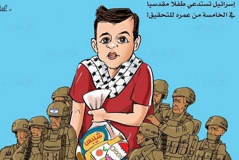 الاحتلال يستدعي طفلا مقدسيا للتحقيق!