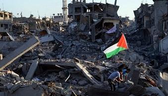 ذكرى العدوان على قطاع غزّة عام 2014