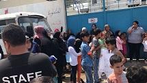 اعتصام احتجاجاً على إقفال مدرسة الطنطورة في