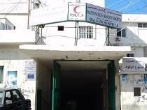 تعديات تطال مولد الكهرباء الخاص بمستشفى بلسم في مخيم الرشيدية