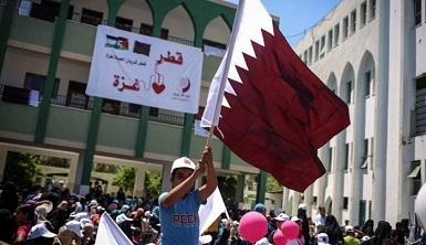 سفير قطر يعلن صرف مساعدات نقدية لـ 50 ألف أسرة فقيرة بغزة بإجمالي (5) مليون دولار