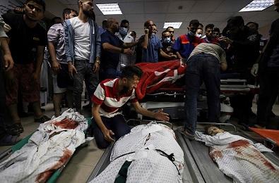 «الديمقراطية» تدين المجازر والإرهاب الإسرائيلي المنظم بحق شعبنا