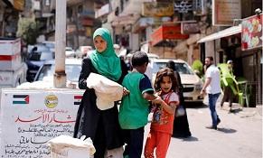 غلاء الأسعار يفاقم الأوضاع المعيشية لفلسطينيي سوريا