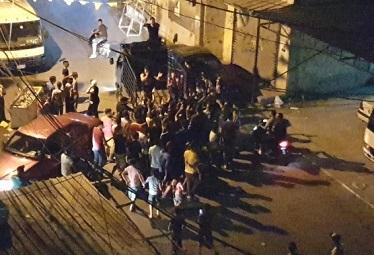 الاحتجاجات الفلسطينية متواصلة وتظاهرة في