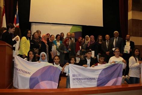 مدارس تابعة للأونروا في لبنان تحصد جائزة المدرسة الدولية