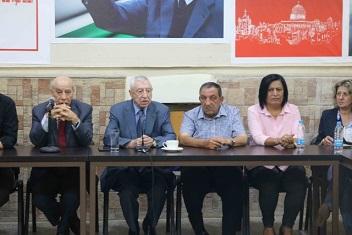 حواتمة : بحالتنا الفلسطينية المقاومة والموحدة سنسقط صفقة ترامب - نتنياهو وورشة المنامة