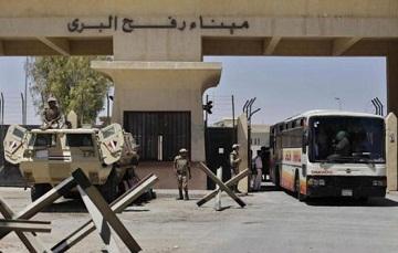 هيئة المعابر : إلغاء فتح معبر رفح البري بكلا الاتجاهين الاثنين بسبب الظروف الأمنية في سيناء