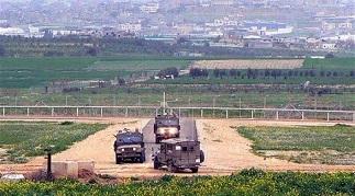 توغل محدود لقوات الاحتلال الى الشرق من بلدة خزاعة