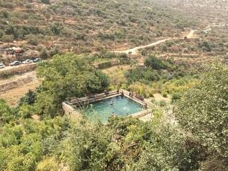 عين بوبين.. منطقة فلسطينية خلابة يسعى المستوطنون لسلبها