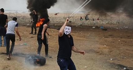 جنرال إسرائيلي يعدُّ مسيرة العودة بغزة